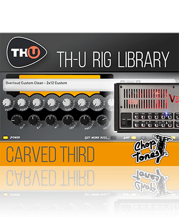 Overloud Carved Third TH-U Rig Library