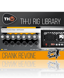 Overloud Crank Revone TH-U Rig Library