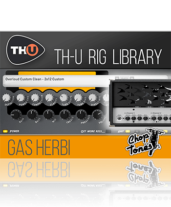Overloud Gas Herbi TH-U Rig Library