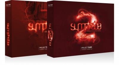ProjectSAM BUNDLE: Symphobia 1 & 2 (Boxed)