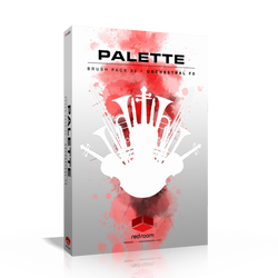 Red Room Audio Palette Brush Pack 02 Orchestral FX