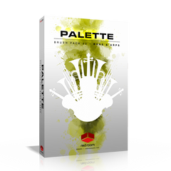 Palette Brush Pack 03 Runs and Arps Kontakt Library