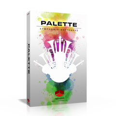 Palette Symphonic Sketchpad 5% Discount