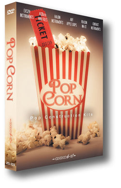 Download Zero-G PopCorn - Pop Construction Kits