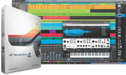 Presonus Studio One 4 Professional Music Software