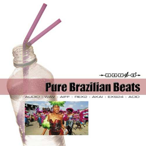 Download Zero-G Pure Brazilian Beats