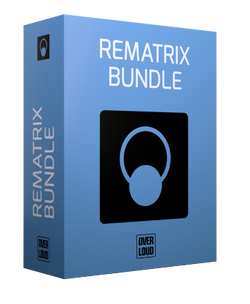Overloud Rematrix Complete BUNDLE EDUCATION box