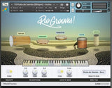 Interface CineSamples Rio Grooves