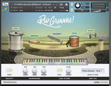 GUI CineSamples Rio Grooves