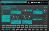 Rob Papen Punch 2 GUI