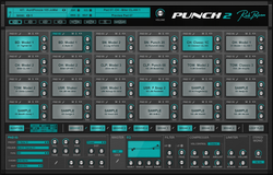 Rob Papen Punch 2 interface