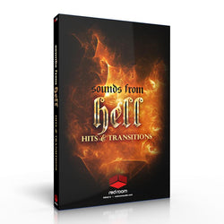 Red Room Audio Sounds From Hell - Hits & Transitions box