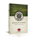 Red Room Audio Traveler Series Bodhrans & Bones Box Art