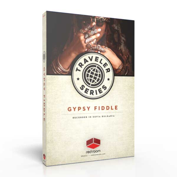 Red Room Audio Traveler Series Gypsy Fiddle