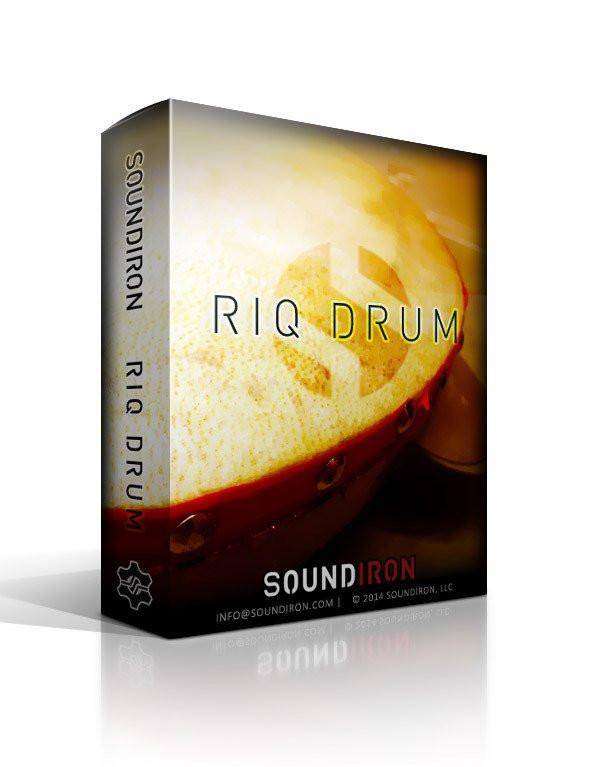 Download Soundiron Riq Drum