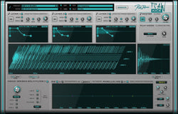 Rob Papen RAW-Kick Master GUI