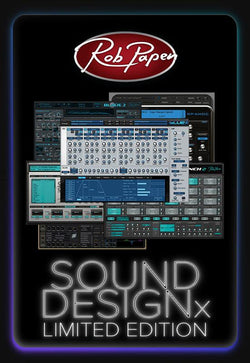 Rob Papen Sound Design-X Bundle