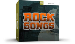 Toontrack Rock Songs MIDI