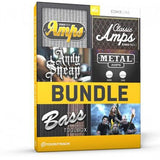 Rock And Metal Guitars 6 Pack Bundle