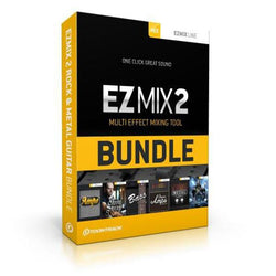 Rock & Metal Guitar Bundle 6 Pack Bundle