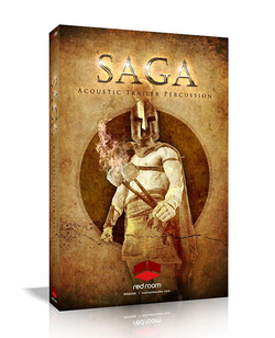 SAGA Acoustic Trailer Percussion Box