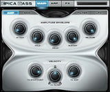 Epica Bass main interface