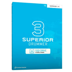 Purchase Toontrack Superior Drummer 3 SSD