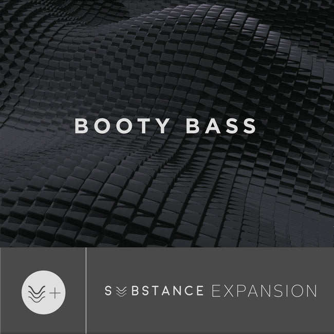 Output - Booty Bass SUBSTANCE Expansion Pack Cover Art