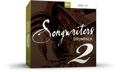Toontrack Songwriters Drumpack 2 MIDI
