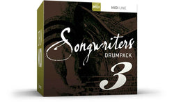 Toontrack Songwriters Drumpack 3 MIDI