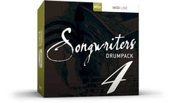 Toontrack Songwriters Drumpack 4 MIDI