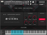 ProjectSAM The Free Orchestra GUI