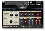 Cinesamples CineBrass Horns of the Deep Settings GUI