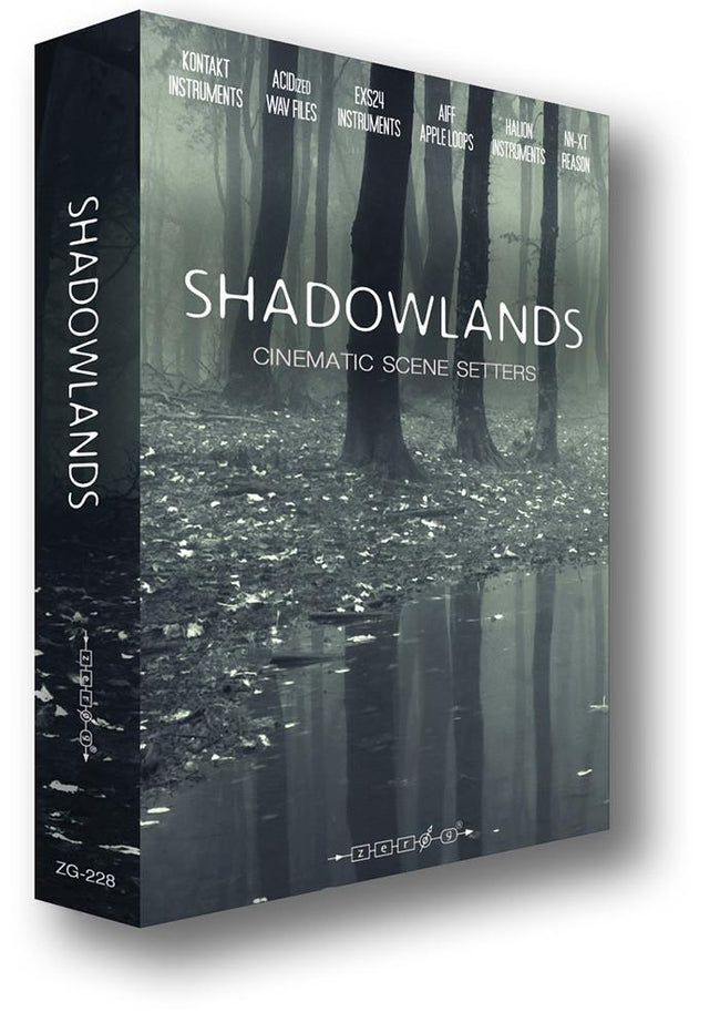 Download Zero-G Shadowlands Cinematic Scene Setters