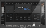 Softube American Class A effects plug-in GUI