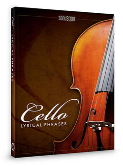 Sonucore Cello Lyrical Phrases