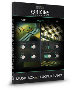 Sonuscore Origins 2 Music Box and Plucked Piano