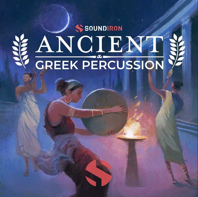 Soundiron Ancient Greek Percussion cover