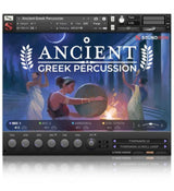 Soundiron Ancient Greek Percussion interface