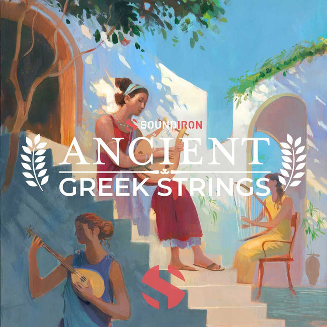 Soundiron Ancient Greek Strings cover