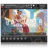 Soundiron Ancient Greek Strings GUI