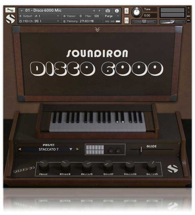 Soundiron Disco 6000