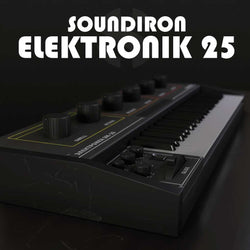 Soundiron Elektronik 25 cover