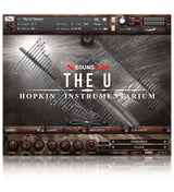 Soundiron Hopkin Instrumentarium: The U interface