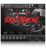 Soundiron Iron Throne GUI
