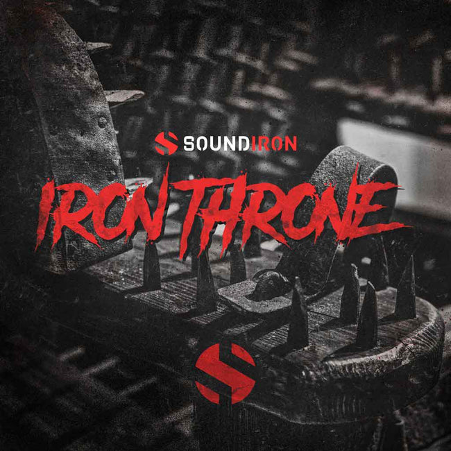 Soundiron Iron Throne cover