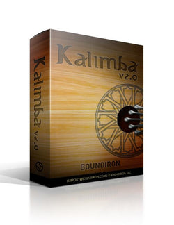 Soundiron Kalimba Box Art