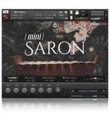 Soundiron Mini Saron main interface