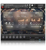 Soundiron Musique Box 2.0 interface