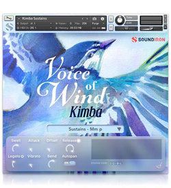 Soundiron Voice Of Wind - Kimba Interface